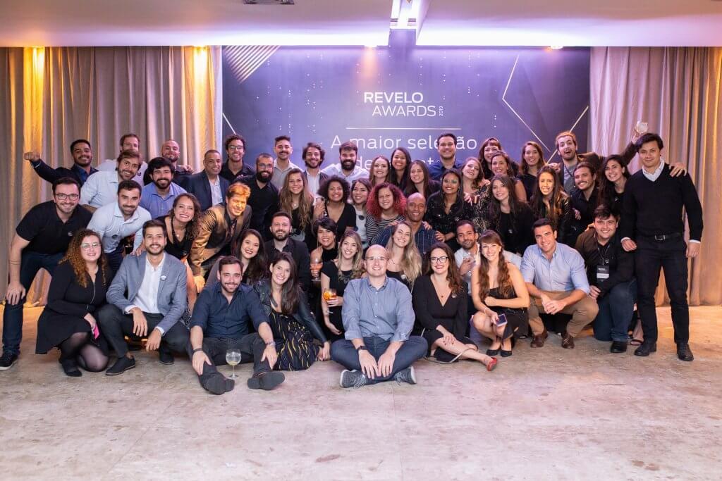 equipe revelo awards 2019