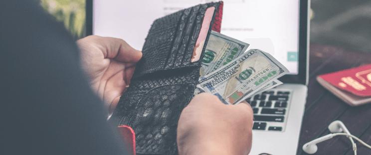 Como organizar o seu salário para render mais: imagem ilustrativa