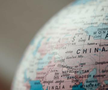 Mercado de inovação e tecnologia da China: imagem ilustrativa