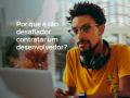 contratar desenvolvedor desafios