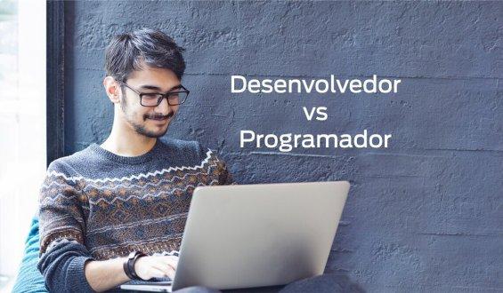 Desenvolvedor vs Programador