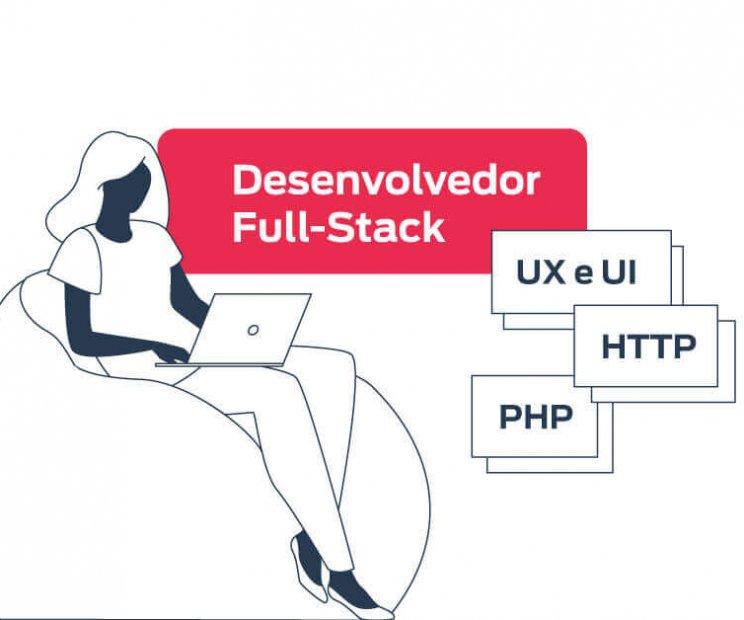 contratar desenvolvedor full-stack