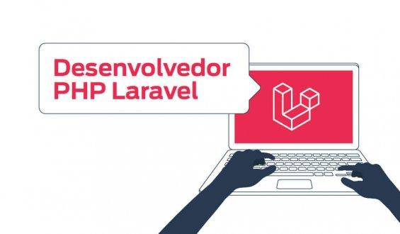Contratar desenvolvedor PHP Laravel