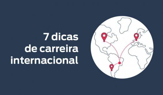 Carreira internacional